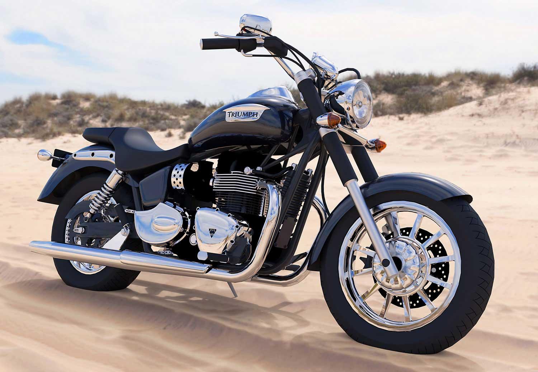 Motorbike Render